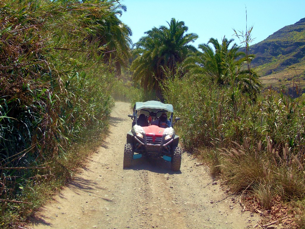 Alquiler de Buggies en Gran Canaria - Excursiones en Buggies en Gran Canaria